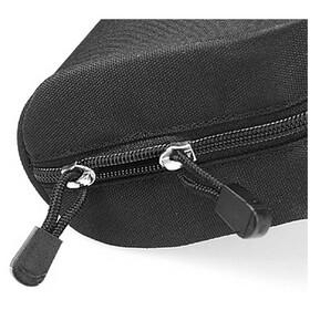 KlickFix Baggy Mini Cykeltaske, black